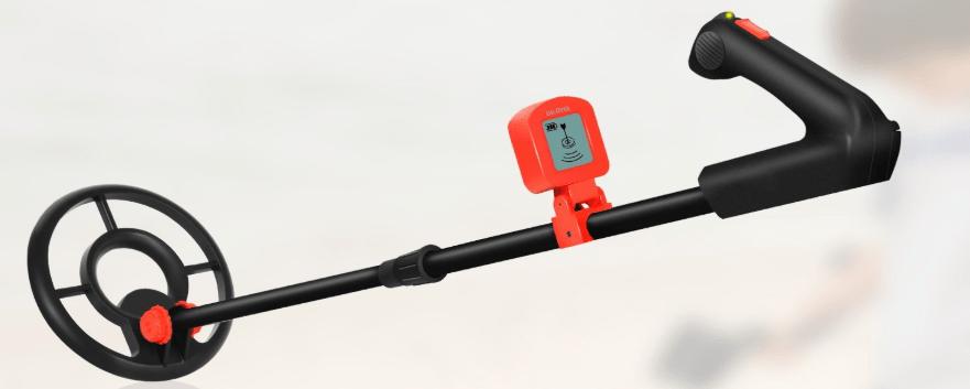 Test détecteur de métaux pas cher Dr.Ötek
