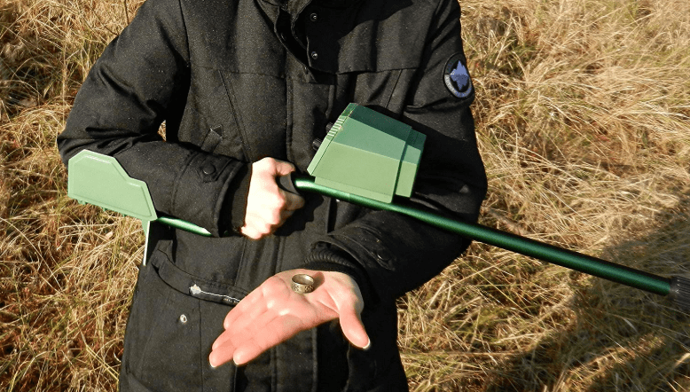 Avis détecteur de métaux automatique Deep Target de Seben