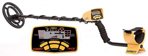 acheter détecteur de métaux Garrett ACE 250